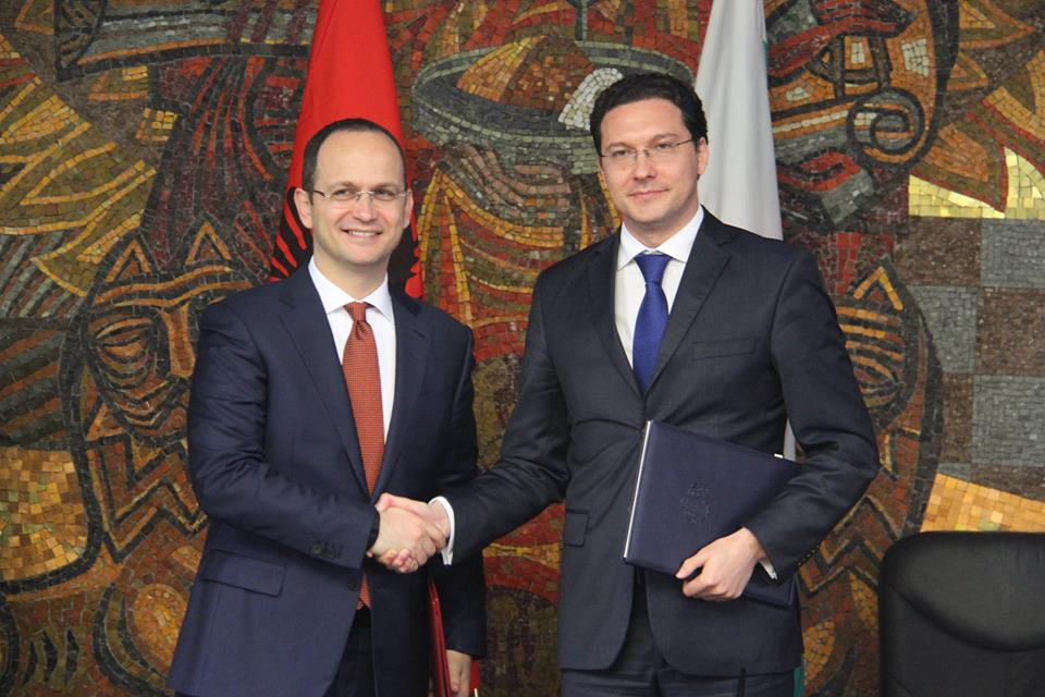 Bulgaria, Albania sign deal on European integration co-operation