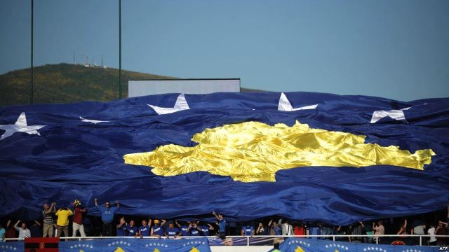 Kosovo can now participate in international football competitions