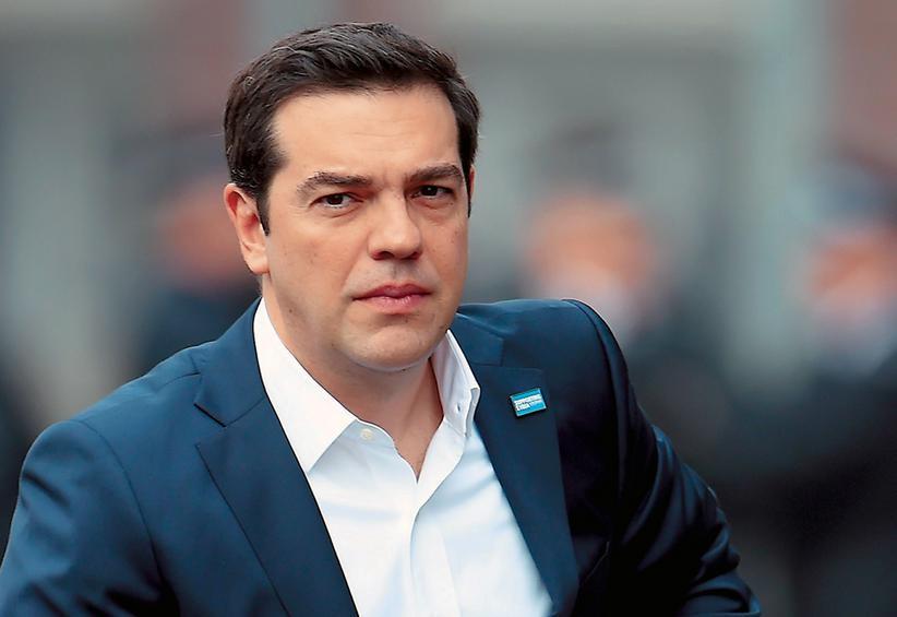 Alexis Tsipras says Greece will return to bond market next year