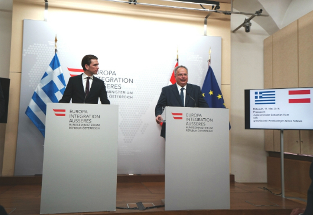 Kotzias: We expect solidarity from our partners in Europe