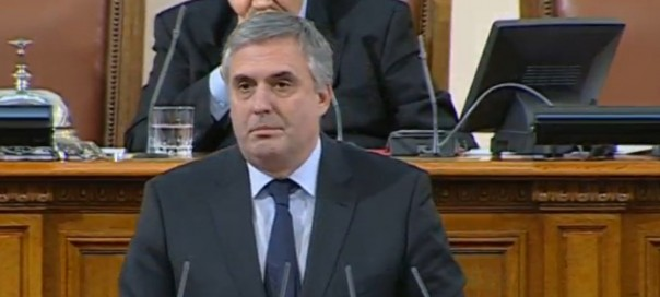 Bulgarian PM slams minority party for quitting government