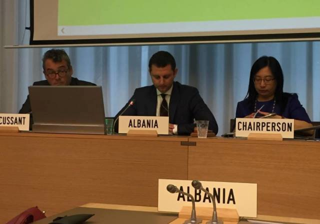 Albania presents the economic and trade reforms of the past five years in front of WTO