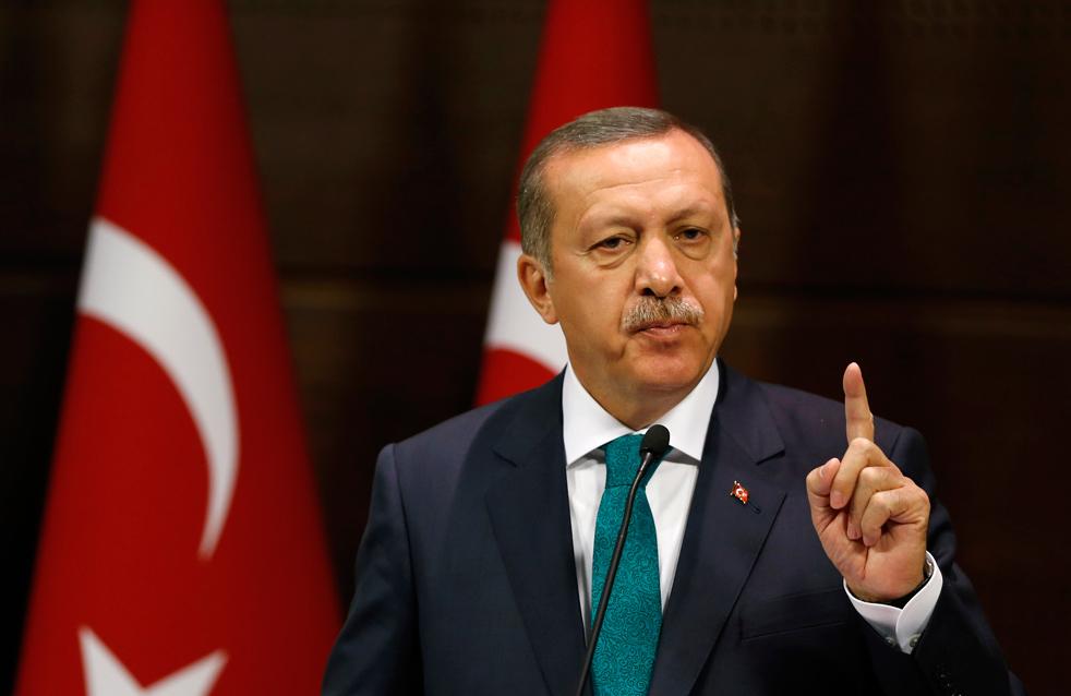 Erdogan to EU