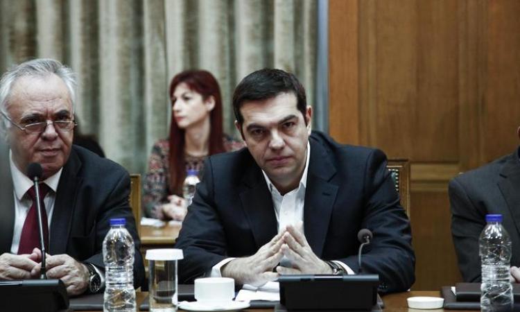 Alexis Tsipras declares Eurogroup meeting a success for Greece
