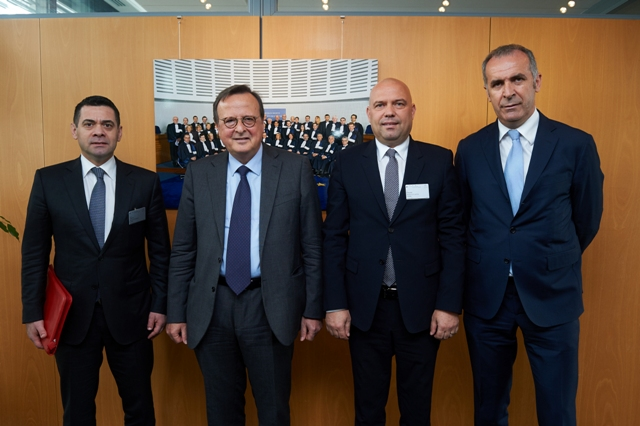The governments demands from the Court of Strasbourg not to deal with the properties of Albanians