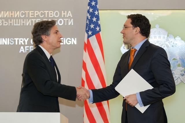 US praise for Bulgarian efforts against corruption