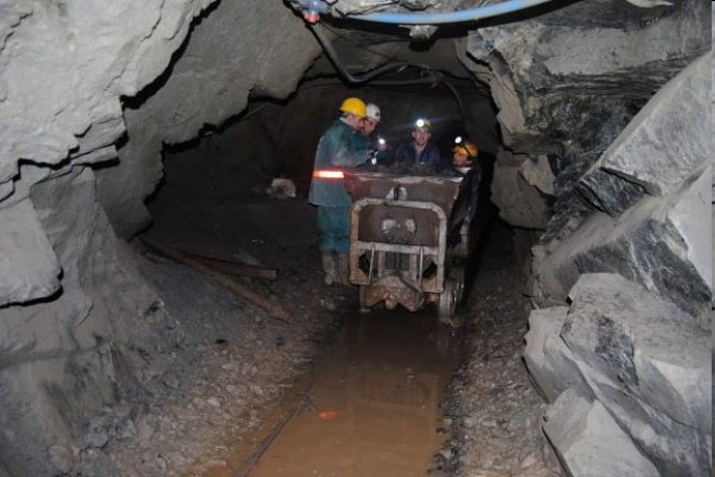 Albanian government cuts the mineral rent by half
