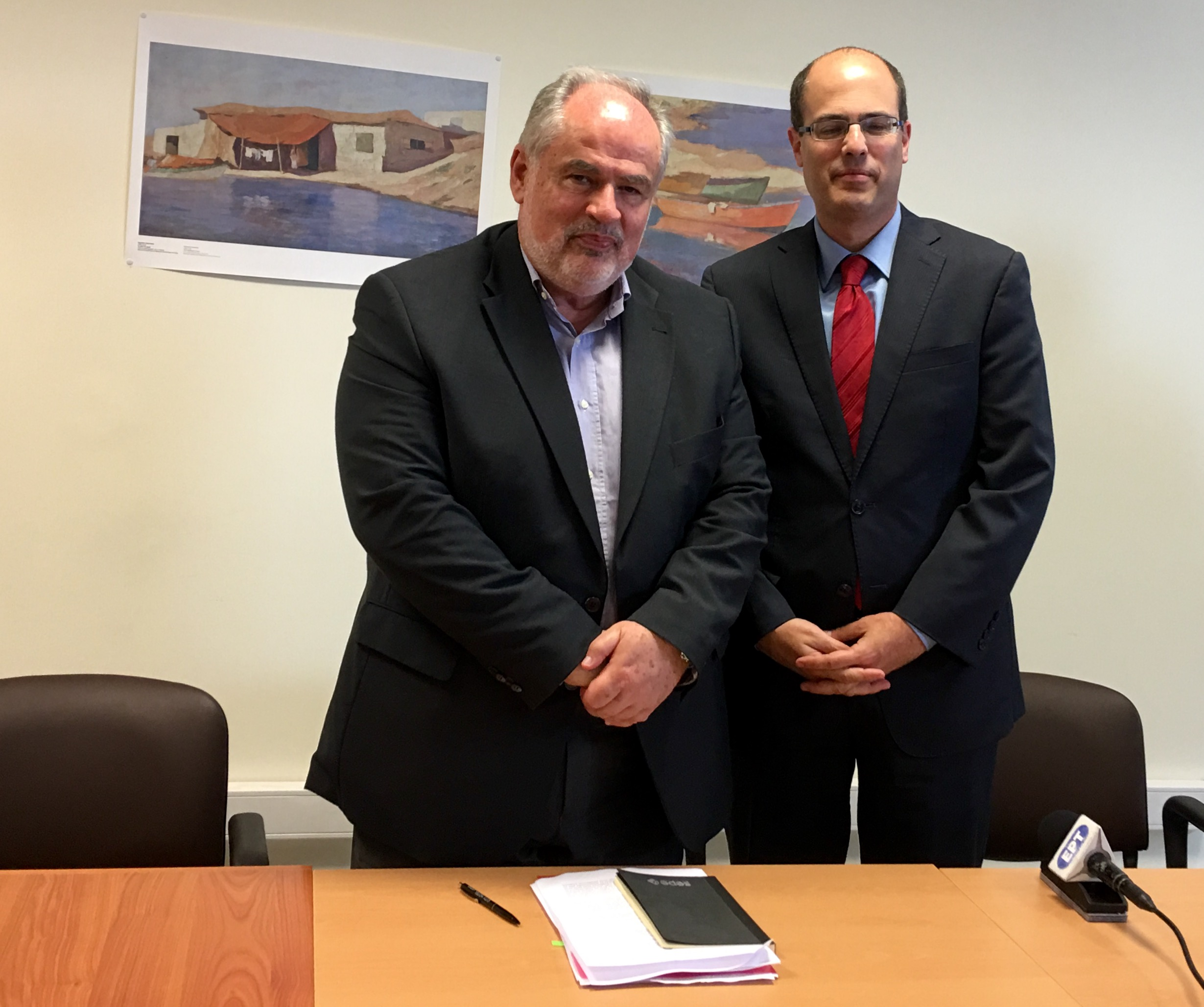 Greece and Israel on a cooperation trajectory