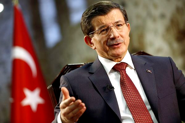 Davutoglu steps down from the Prime Minister's office