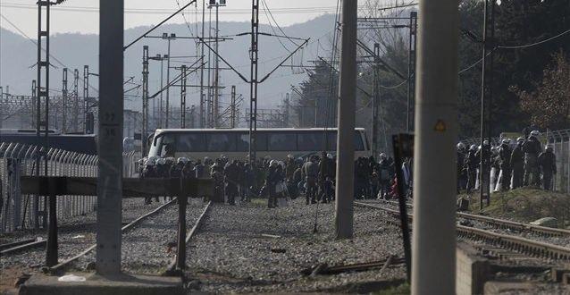 The blockade of Idomeni would cost EUR 4 mln according to estimates