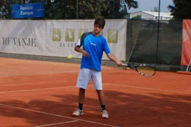 Young tennis players achieve positive results in international tournaments