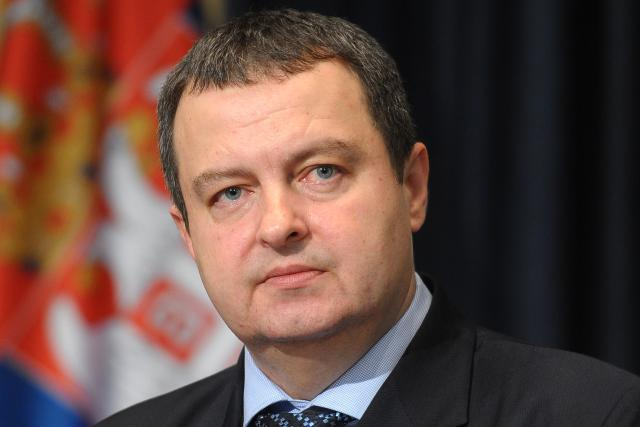 Dacic condemns EU over accession talks stalemate