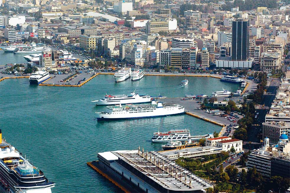 SEV: Piraeus can become the new European City after the Brexit