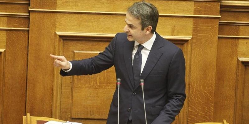 Mitsotakis: The country needs elections