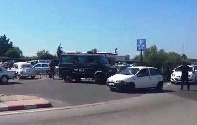 Spectacular robbery in the Tirana airport