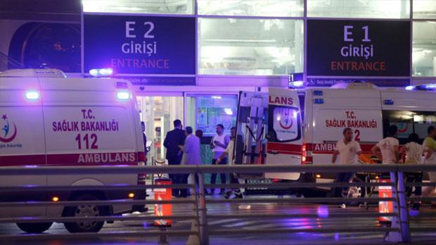 Update: 36 dead in Istanbul terror attack