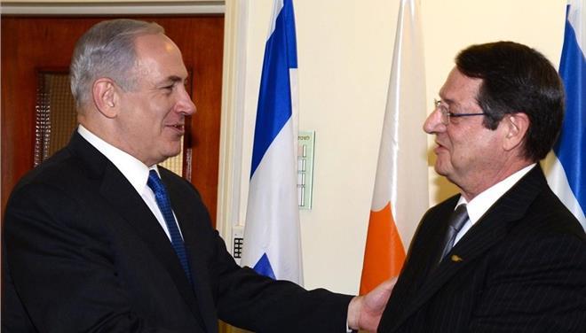 Netanyahu assures Anastasiades Israel-Turkey deal has no impact on Israel-Cyprus ties