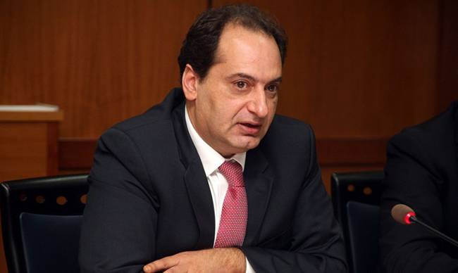 Spirtzis: By March 2017 the major highways will have been completed