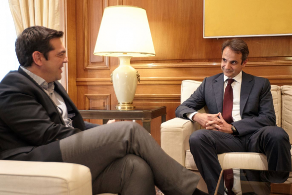 Prime Minister discusses electoral law reform with opposition leaders