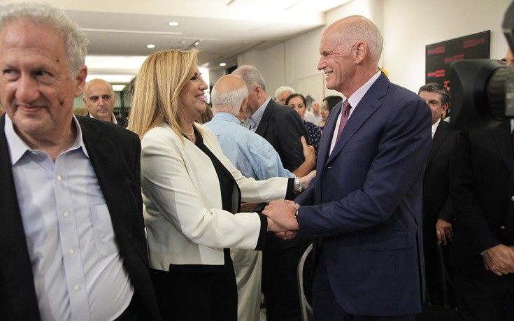 Fofi Gennimata sends message of unity at event for A. Papandreou