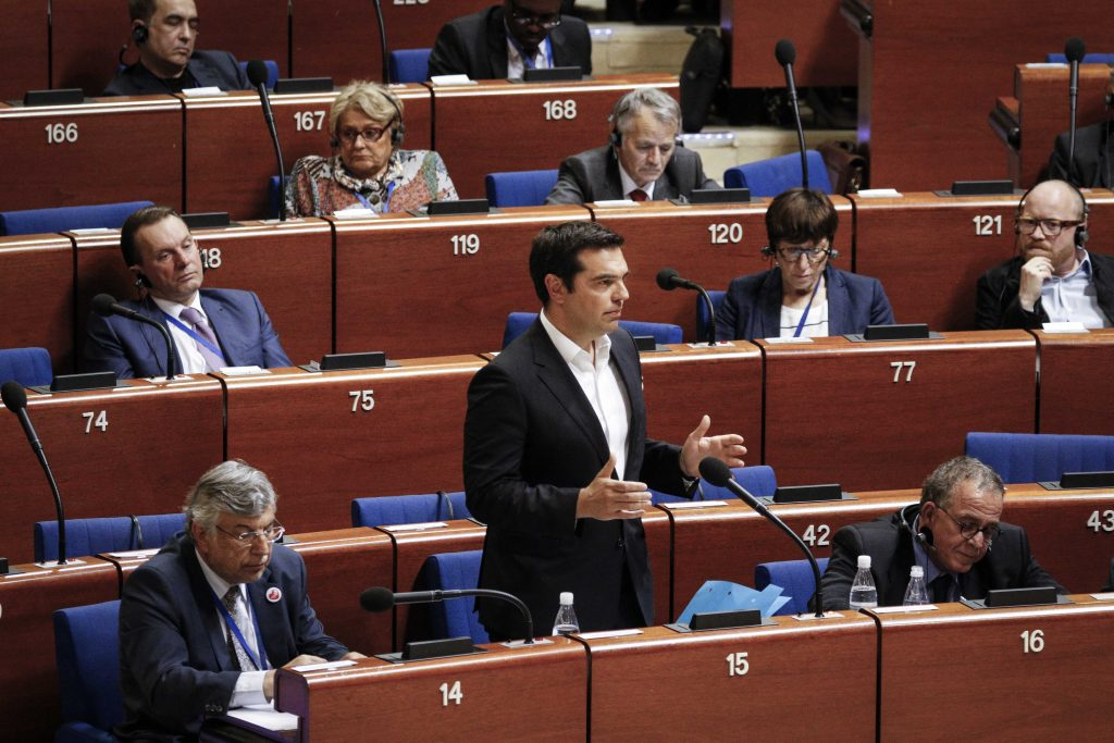 Tsipras: We need more and better Europe