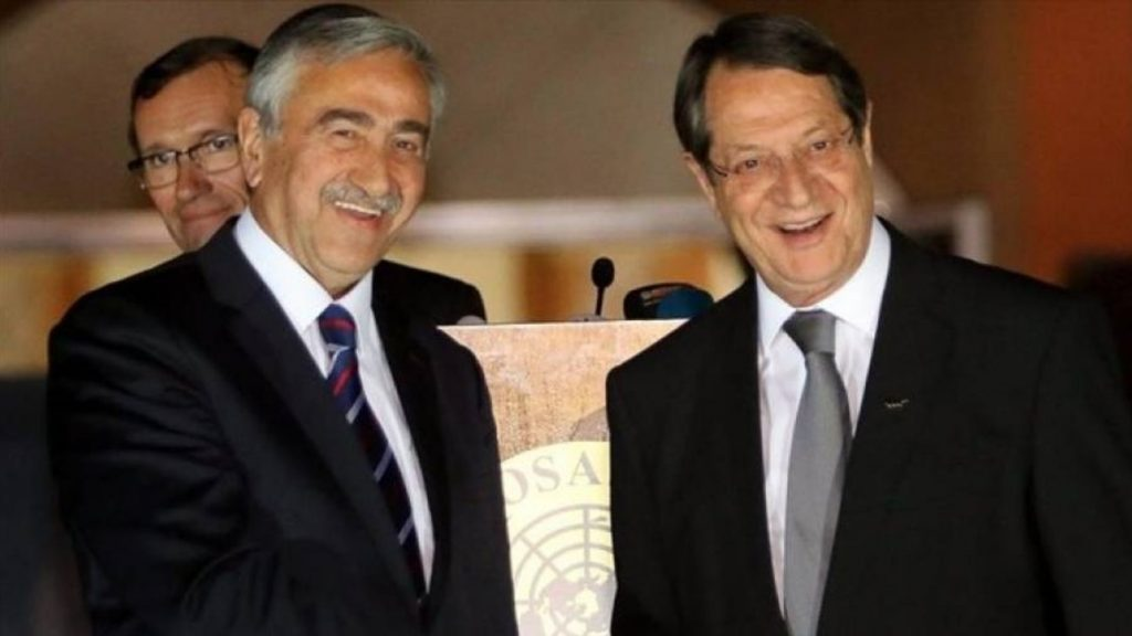Anastasiades and Akinci to meet today in the framework of Cyprus talks