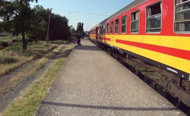 Strike in the railway system paralyzes transport