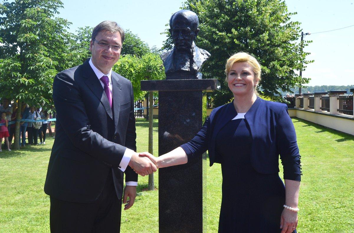 "Serbo-Croatian rapprochement a ""U.S. homework"""