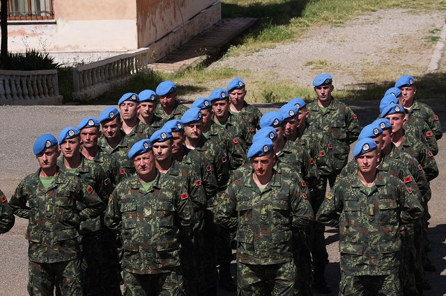 Albanian government doubles the number of military troops in Afghanistan