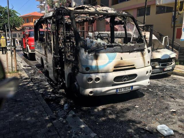 The burning of the bus with Orthodox pilgrims turns into a tragedy