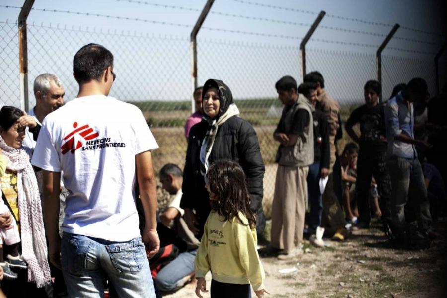 "MSF ""attacks"" EU migration policy"