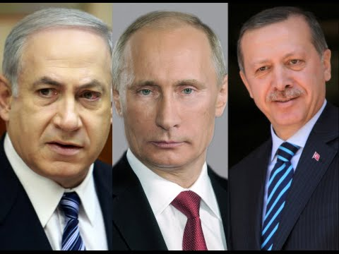 Erdogan makes U-turn in the relations with Russia and Isreal