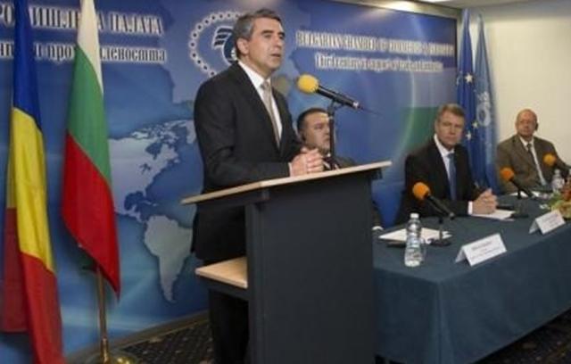 Plevneliev: Bulgaria, Romania prove European integration works to bring positive change
