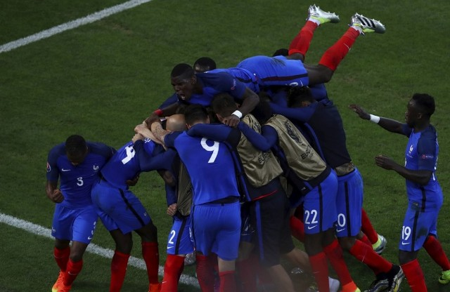 Albania loses the second match of Euro 2016 too, France scores two goals