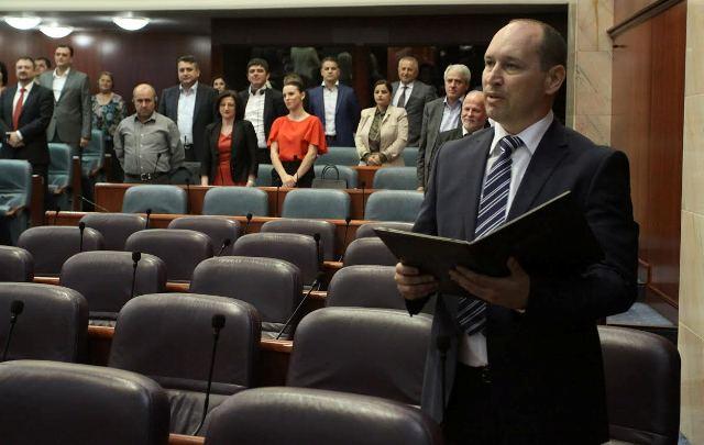 Kiril Minovski is elected new minister of Finance
