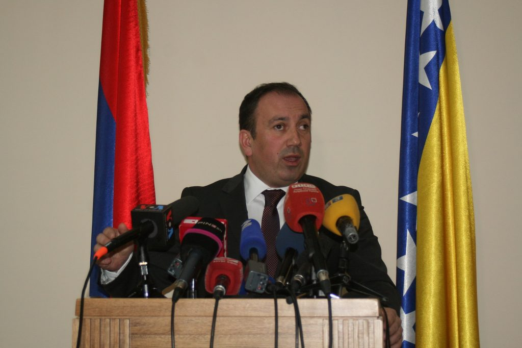CEI Ministerial conference to be held tomorrow in Banja Luka