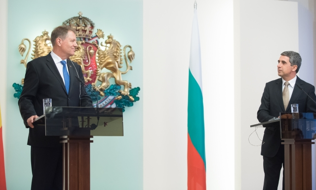 Bulgarian, Romanian presidents urge energy independence for SEE