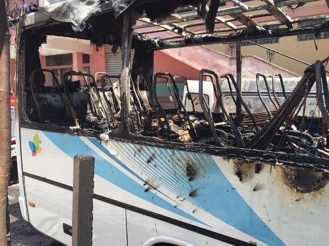 Number of victims from the bus with Orthodox pilgrims which burned in Kruja reaches three