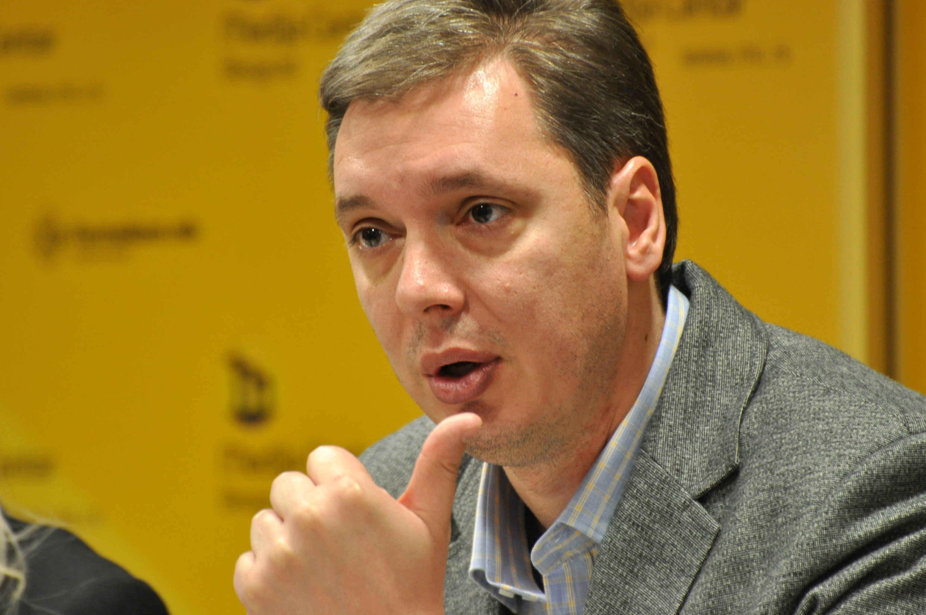 """Vucic cancels meetings in Brussels, Washington in """"far reaching"""" move"""