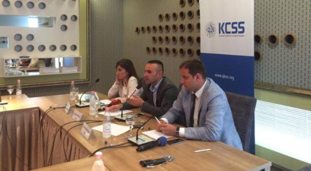 The citizens' opinions on violent extremism in Kosovo