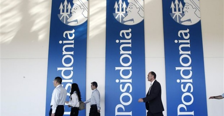 Posidonia 2016 shipping exhibition a huge success