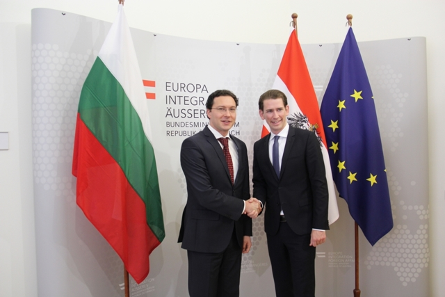 Austria: Bulgaria a reliable partner in solving refugee crisis