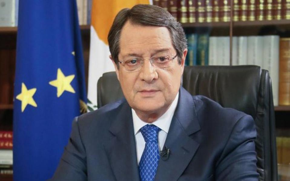 President Anastasiades urges UK Cypriot to vote for Remain in the EU referendum