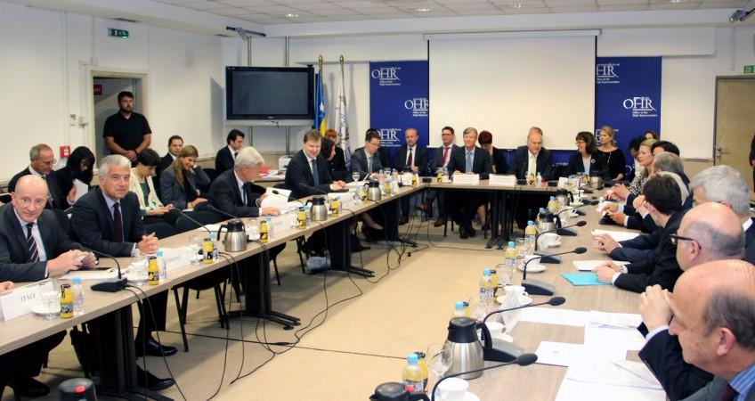 Dodik and Cvijanovic against the international community