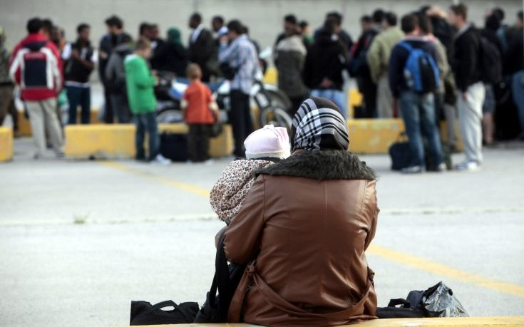 The pre-registration of asylum seekers in the Greek mainland is starting today