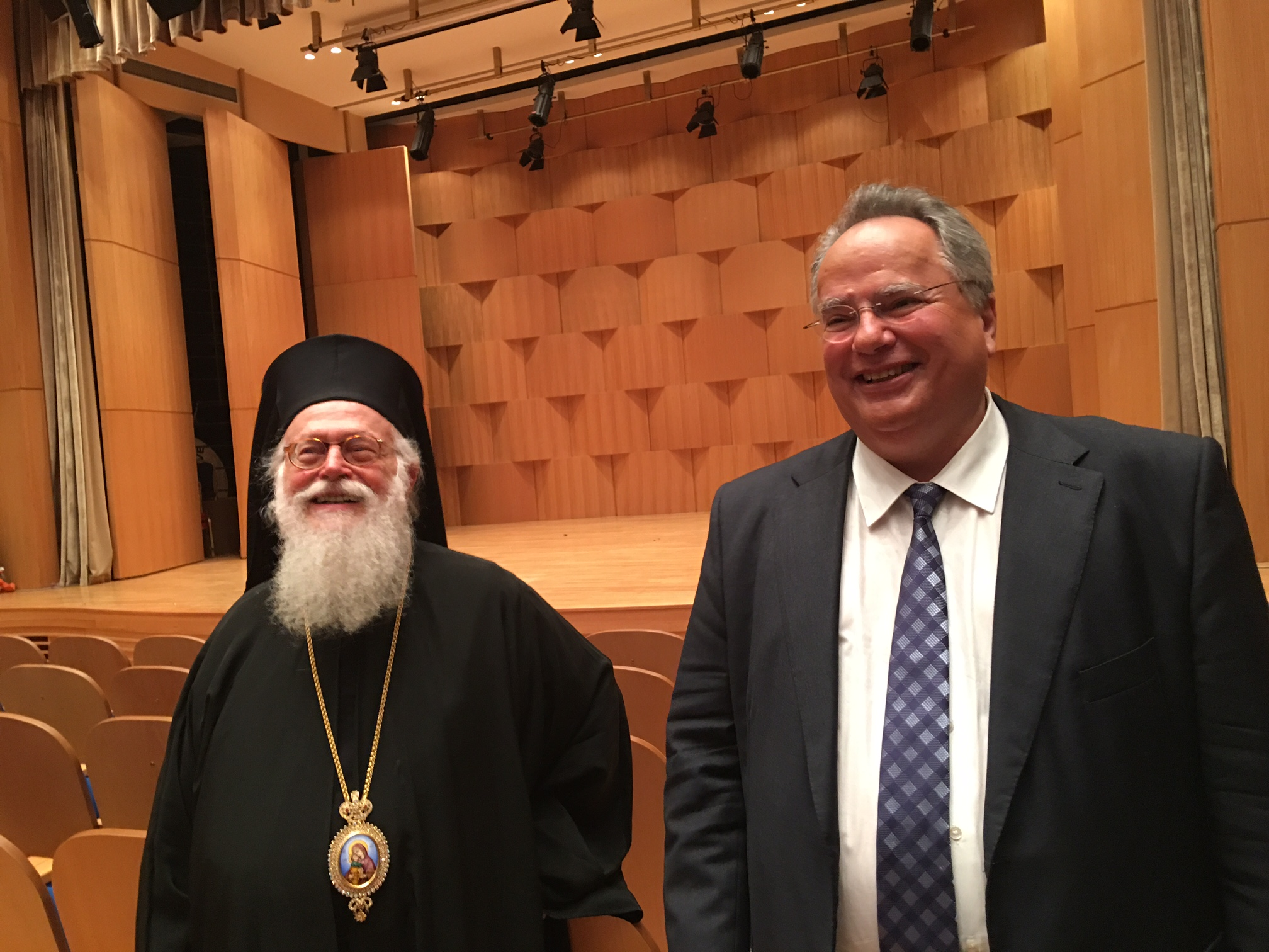 Anastasios: The Unity of Orthodoxy is proof of non-adherence to the past