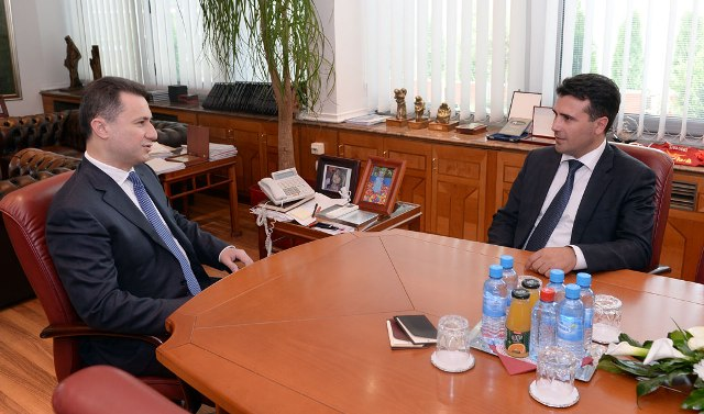 Fresh clashes between VMRO-DPMNE and SDSM, accusations addressed against George Soros