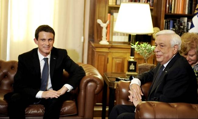 Waltz: We will continue to support Greece