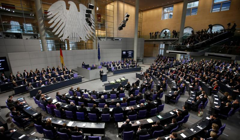 """Resolution for the """"Armenian Genoside"""" tests Germany-Turkey relations"""
