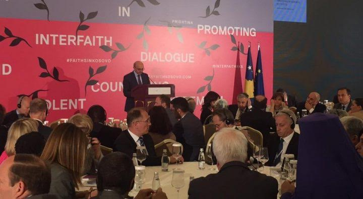 Kosovo: International conference for interfaith dialogue starts in Pristina